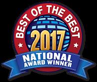 Best of The Best National Award Winner