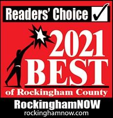 Rockingham County Readers Choice award