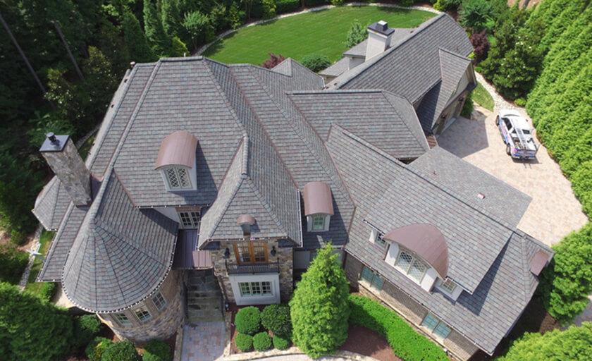 luxury Shingle Roofing