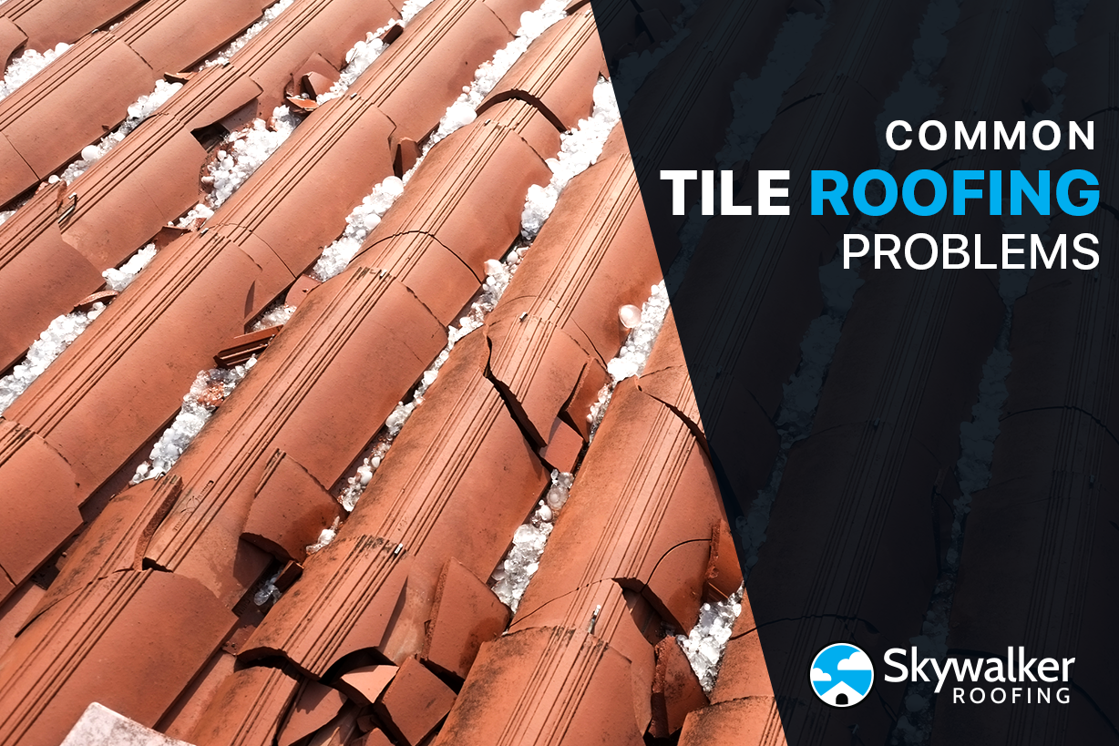 Common tile roofing problems for homeowners