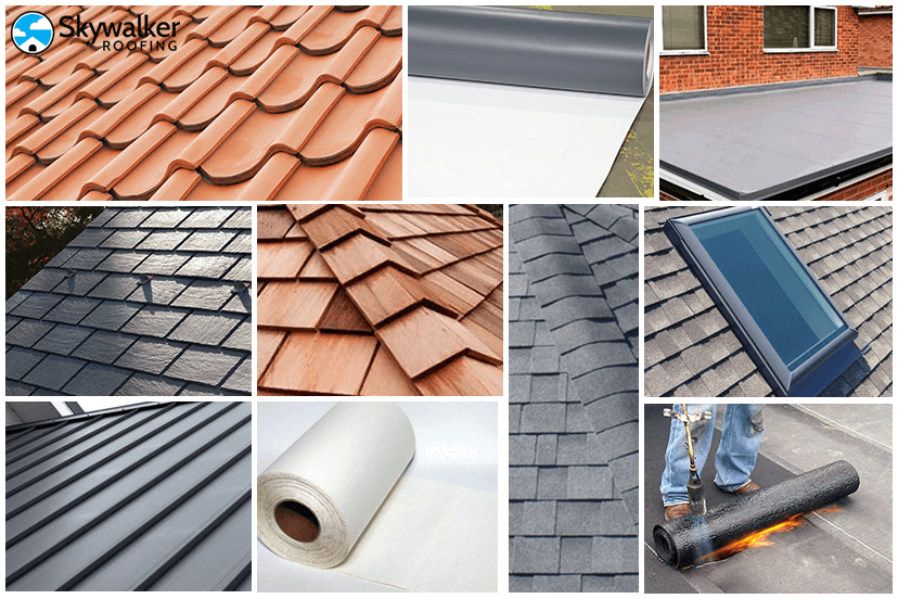Sustainable Roofing Options for Residential & Commercial Applications
