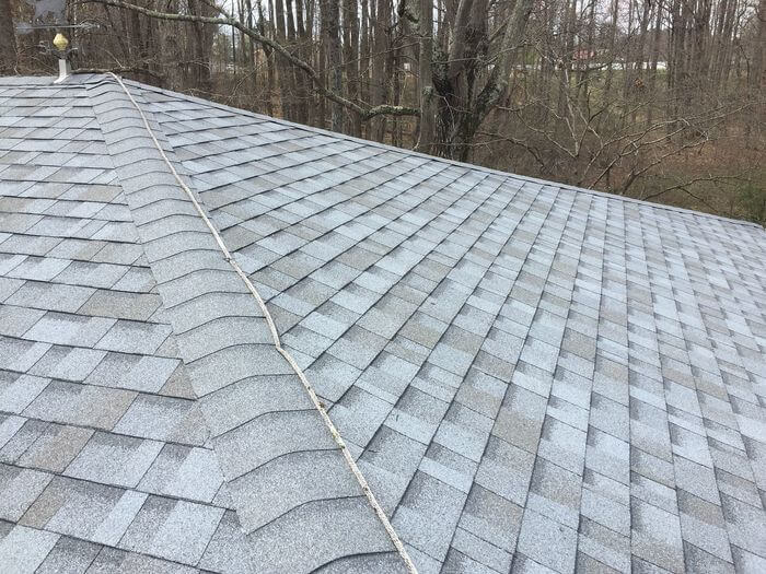 quarry gray roof install raleigh nc
