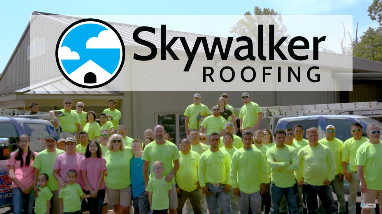 Get to know skywalker roofing – who we are, what we do, and what we're about