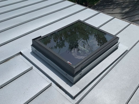 Galvalume Metal Roof Installation Greensboro, NC