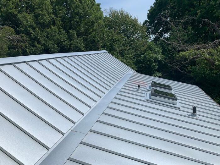 Standing Seam Galvalume Metal Roofing Greensboro, NC