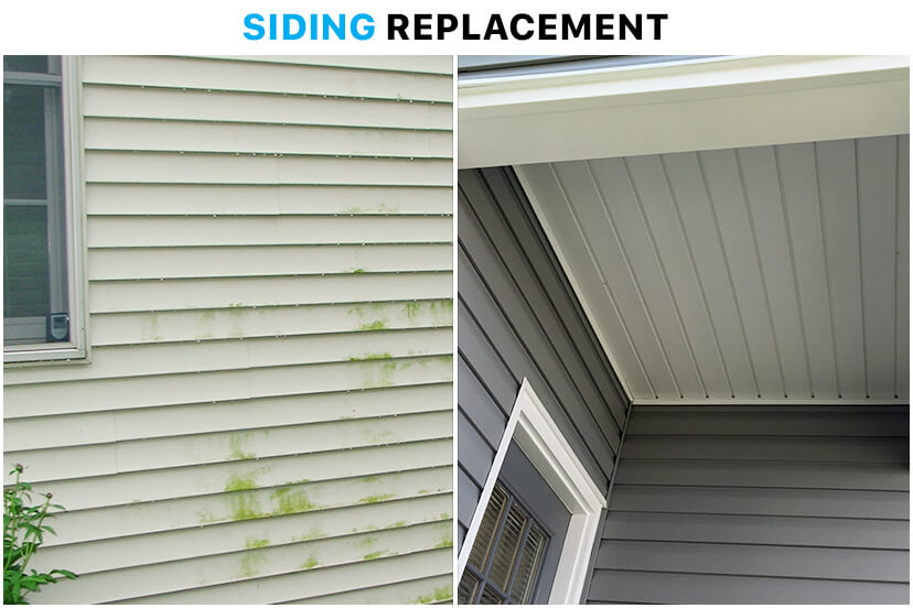 Why you should consider replacing your old siding