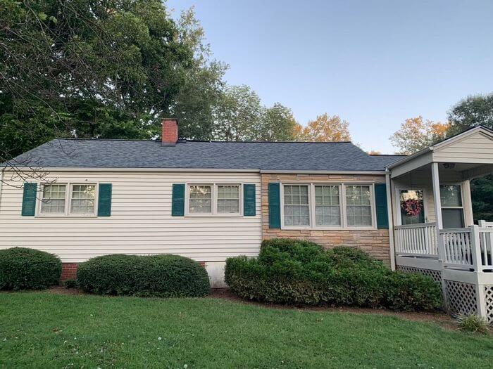 Estate Gray Roof Install Greensboro, NC