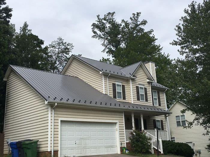 Merlot Roof Install Charlotte, NC