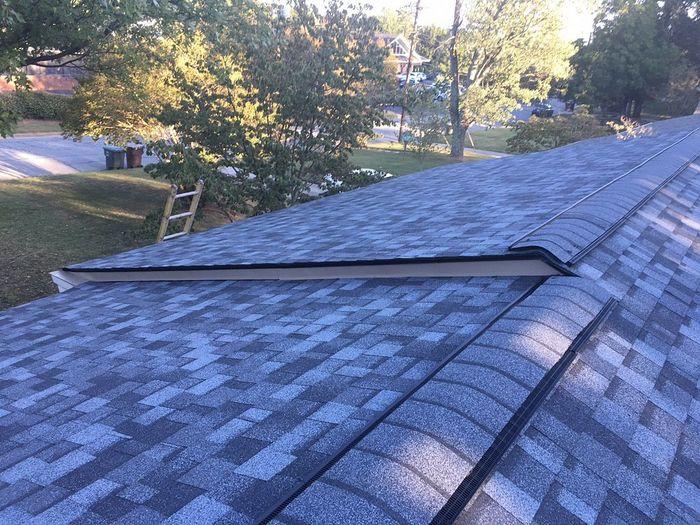 Slatestone Gray Roof Installation Greensboro, NC