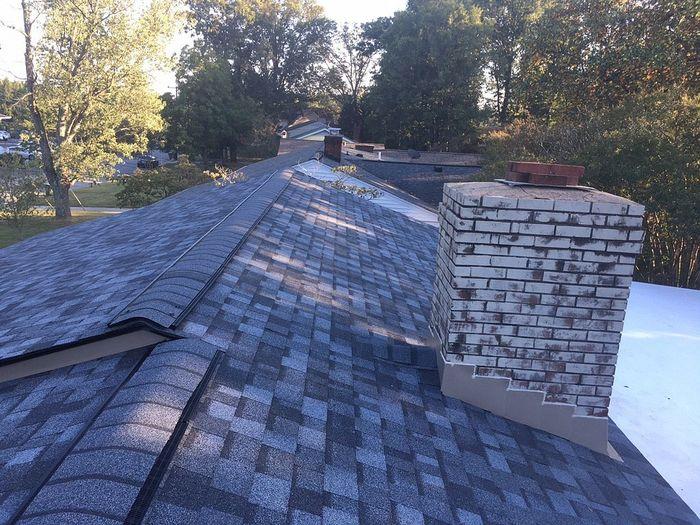 Slatestone Gray Roofing Greensboro, NC