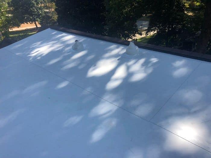 TPO Roof Install Greensboro, NC