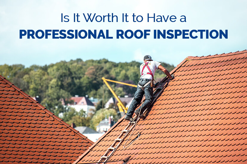 Is It Worth It to Have a Professional Roof Inspection?