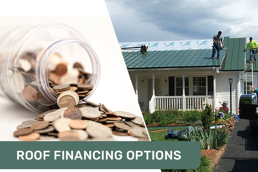 Trying to figure out how to pay for the new roof you need? let's talk roof financing options!