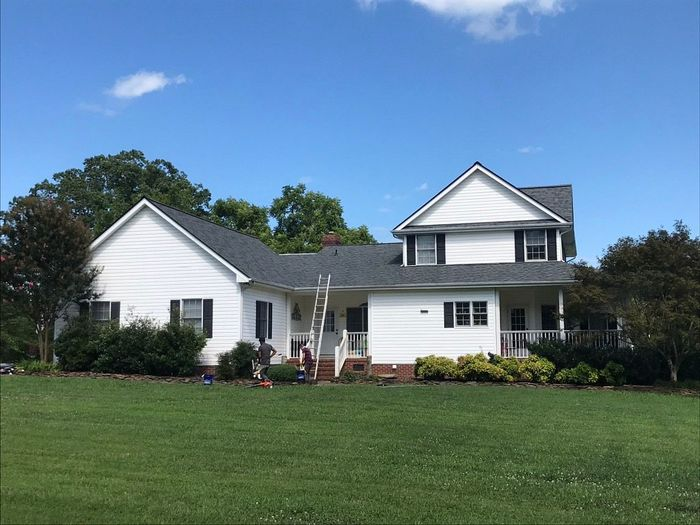 Estate Gray Roof Installation Greensboro NC