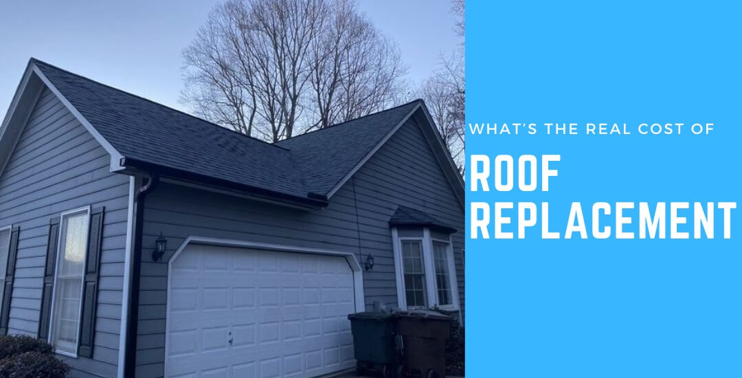 What's the real cost of roof replacement?