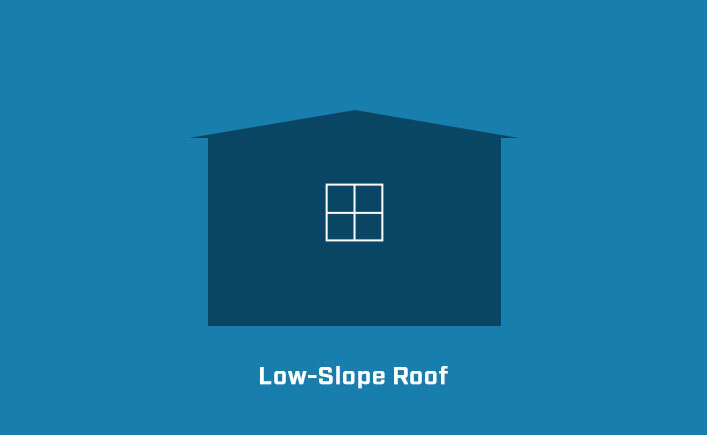 Low-Slope-Roof