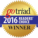 Go Triad Readers Choice Winner
